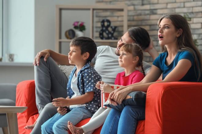 Das klassische Fernsehgucken - bald ein Relikt der Vergangenheit?