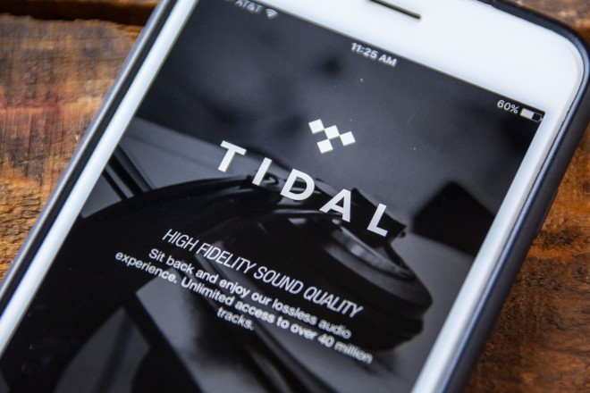 More hi-fi quality music streaming with Tidal