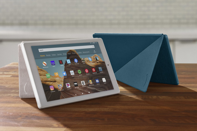 Fire HD 10 tablet review