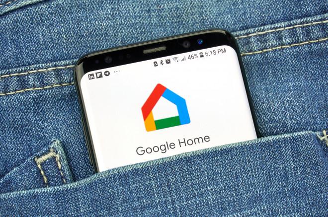 Google Home, die Steuerzentrale auf dem Handy