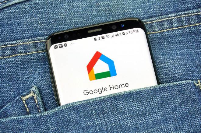 Google Home, a central management and control solution