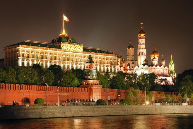 Selbst der Kreml ist nicht sicher vor hässlichen Karten