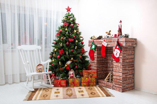 Weihnachten in Weiß