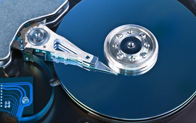 So schön kann eine Festplatte sein