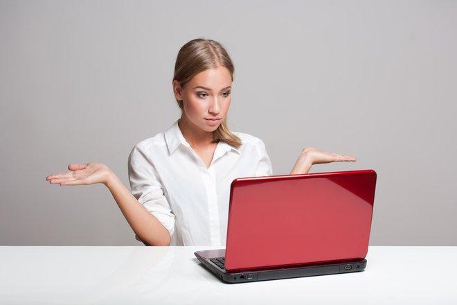 Ratlosigkeit vor dem Rechner: Phishing will verwirren und zu übereilten Aktionen verleiten