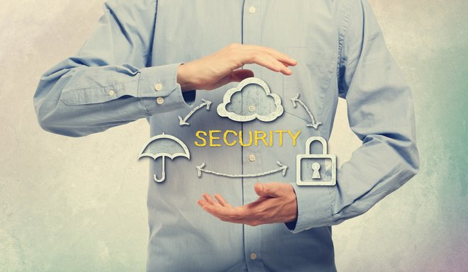 Secure in the cloud - slight headaches included
