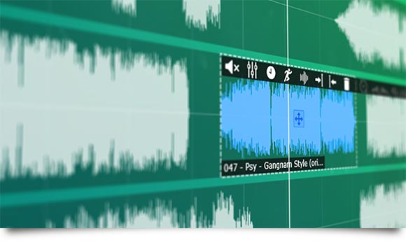 Ashampoo® Music Studio 7 - Overview