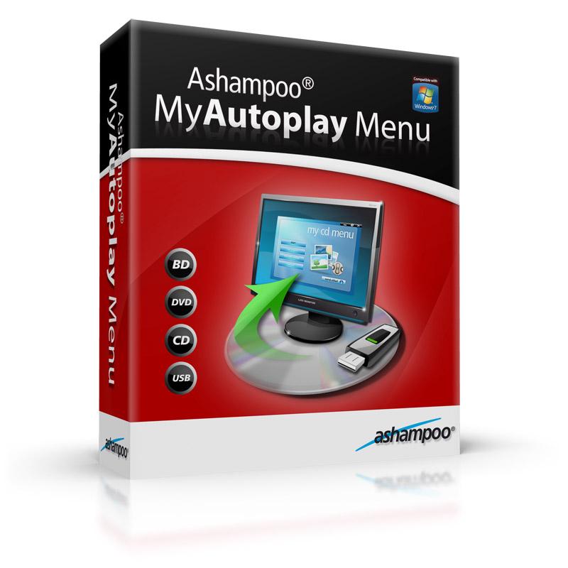 Kitchen Design Software Mac Os X: Ashampoo® MyAutoplay Menu