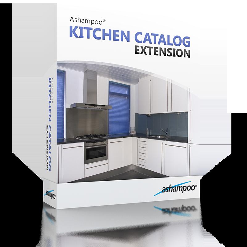 Ashampoo® Kitchen Catalog Extension - Overview