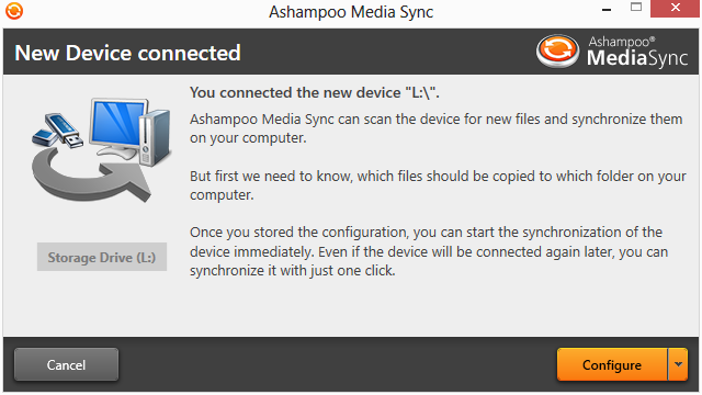 Ashampoo Media Sync – 多媒体文件同步软件丨反斗限免