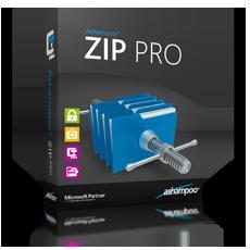ppage phead box zip pro - Ashampoo ZIP Pro ( 10 Hediye Lisans ) ( Sona Erdi )