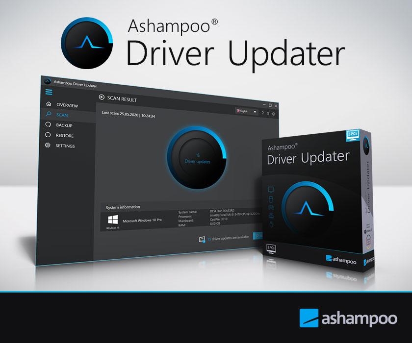 Resultado de imagen de Ashampoo Driver Update