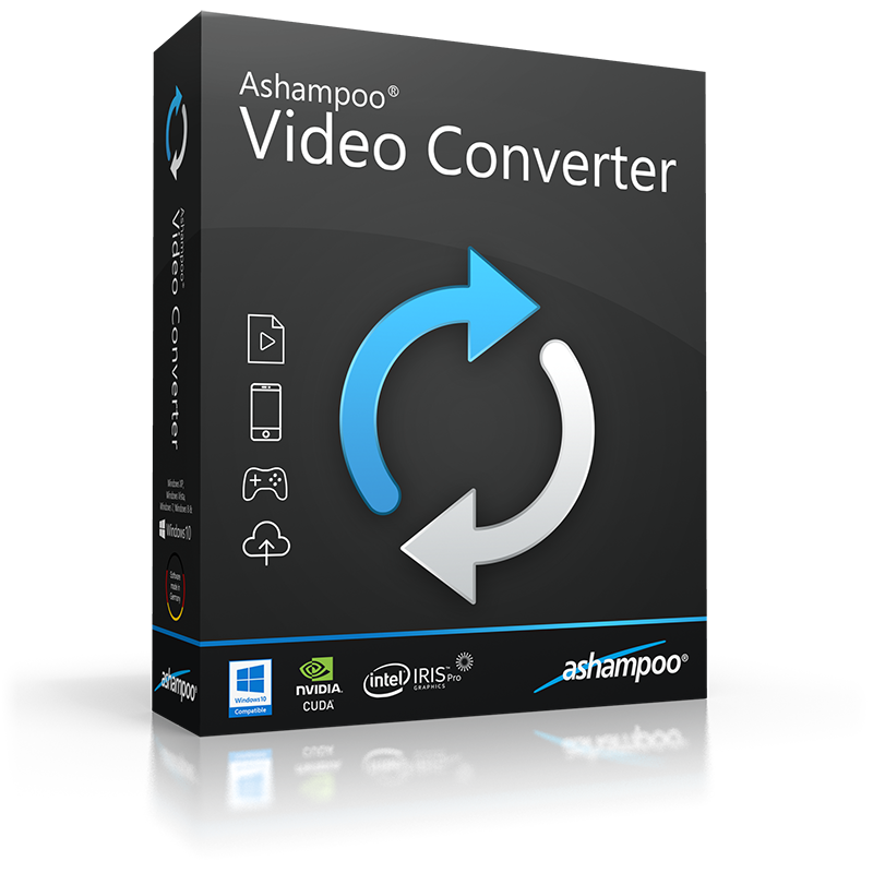 Ashampoo 174 Video Converter Overview