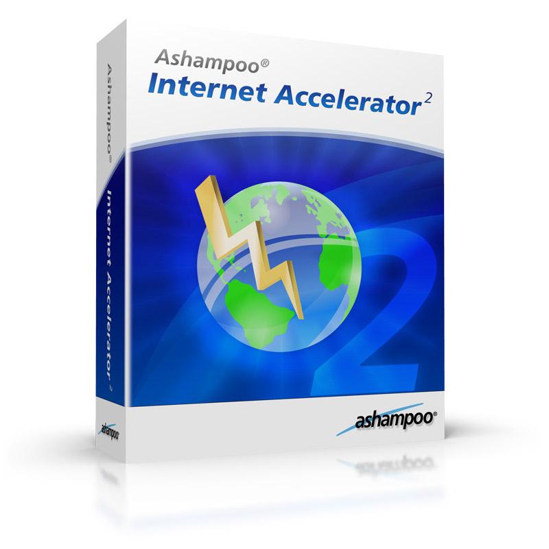 ������ ����� �������� Ashampoo Internet Accelerator 2.10