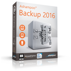 Ashampoo® Backup 2016
