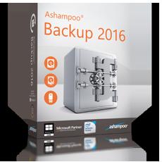 Ashampoo® Backup 2016