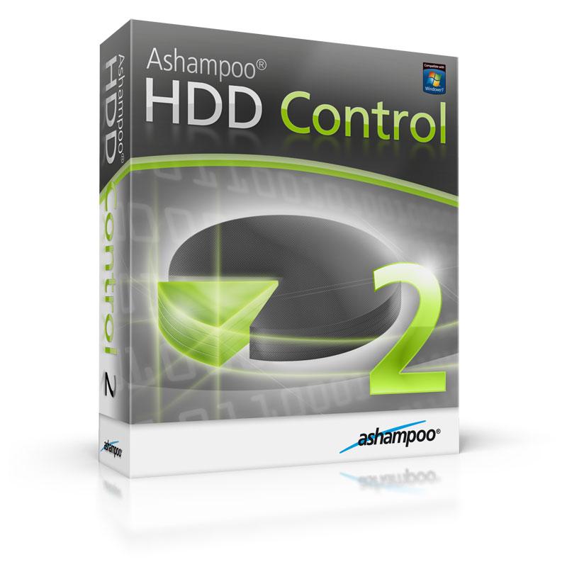 Ashampoo Hdd Control - фото 4