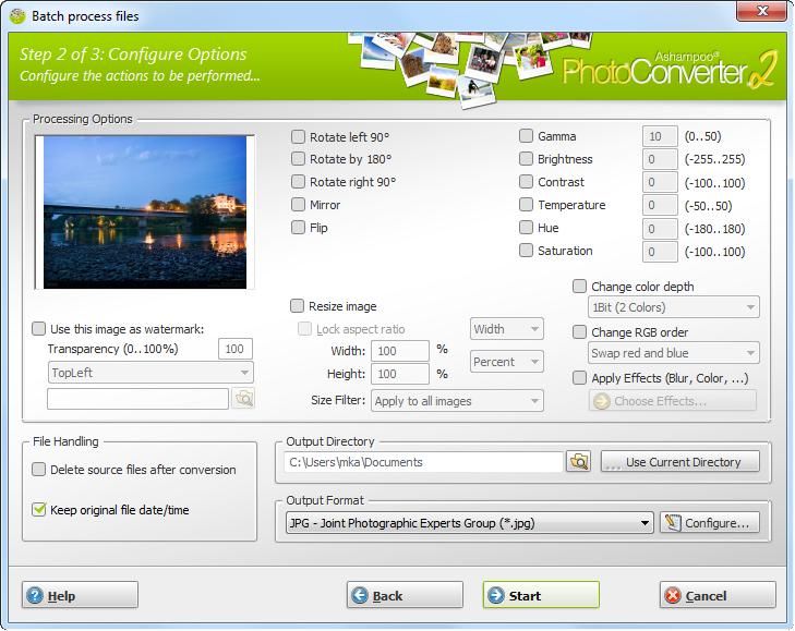 Ashampoo Photo Converter 2 – 照片转换处理软件丨反斗限免