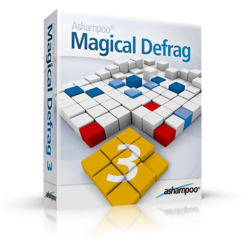 Ashampoo magical defrag 3 v3.02