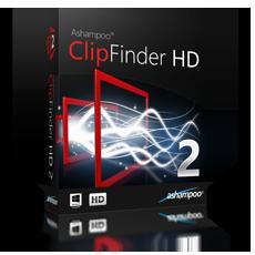 Ashampoo® ClipFinder HD 2
