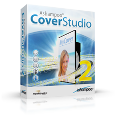 Ashampoo® Cover Studio 2