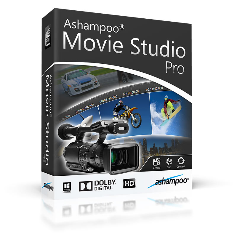 Ashampoo movie studio pro торрент