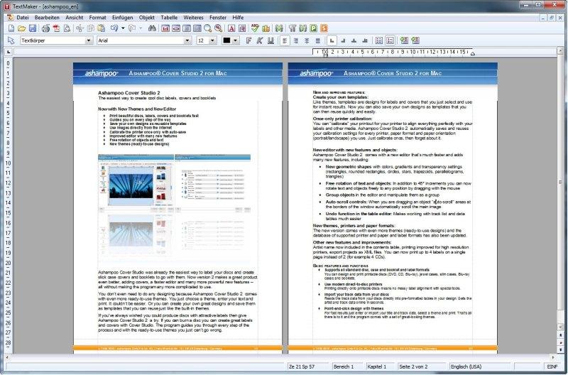"Ashampoo Office 2010 - Office 办公套装丨""反""斗限免"