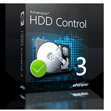 Ashampoo® HDD Control 3