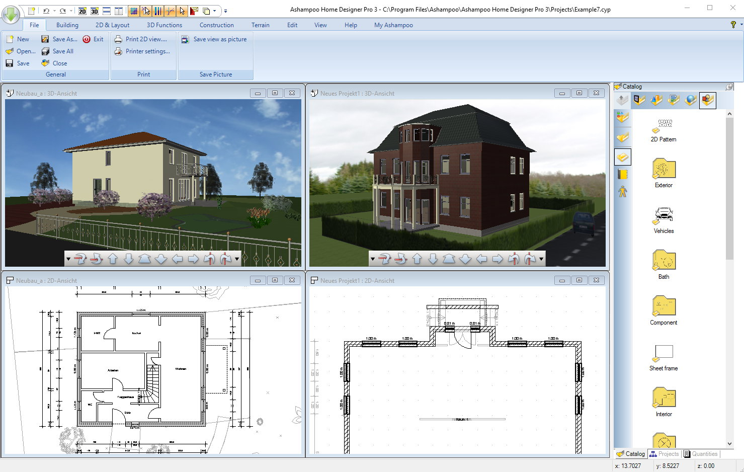 Autodesk Home Designer Open Source And Free Software News Giveaway Ashampoo