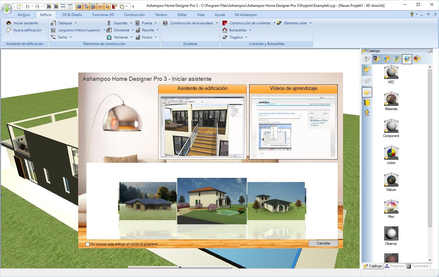 85+ Home Designer Pro Catalogs - Ashampoo Home Designer Pro Catalog ...