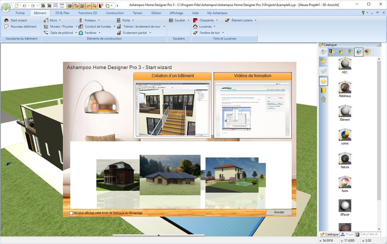 Ashampoo Home Designer Pro  Offre - Home designer pro
