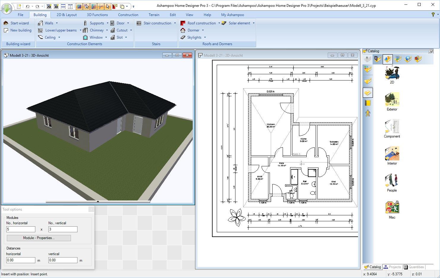 ashampoo home designer pro 3 - Home Designer Pro
