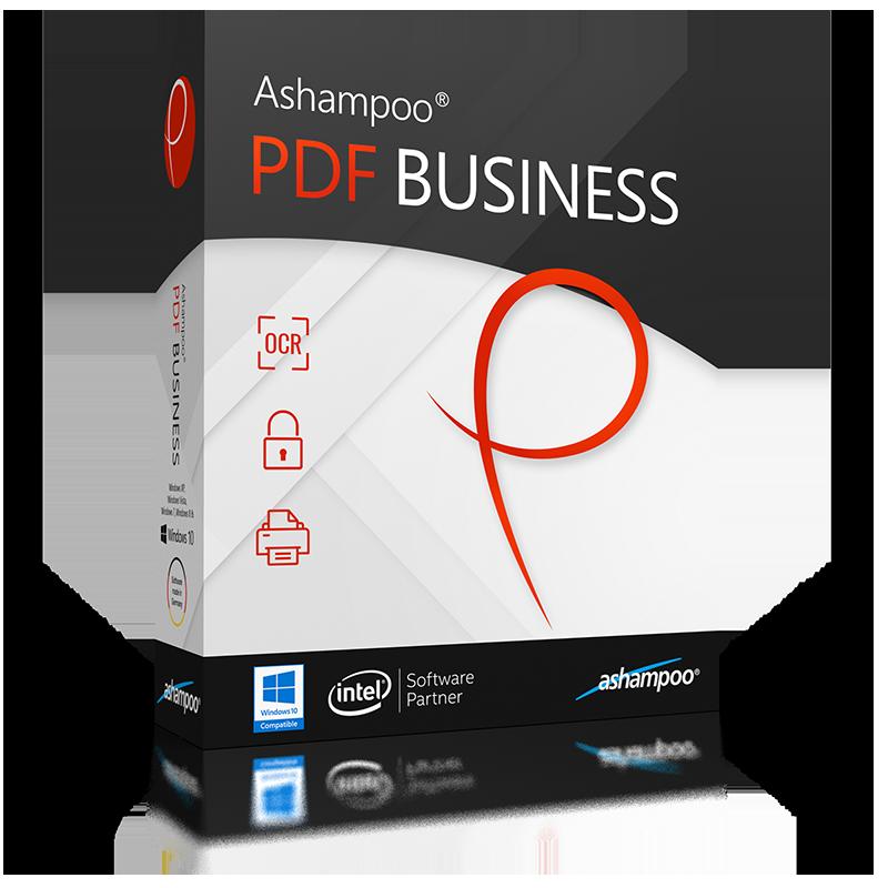 Resultado de imagen de Ashampoo PDF Business