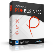 Ashampoo® PDF Business