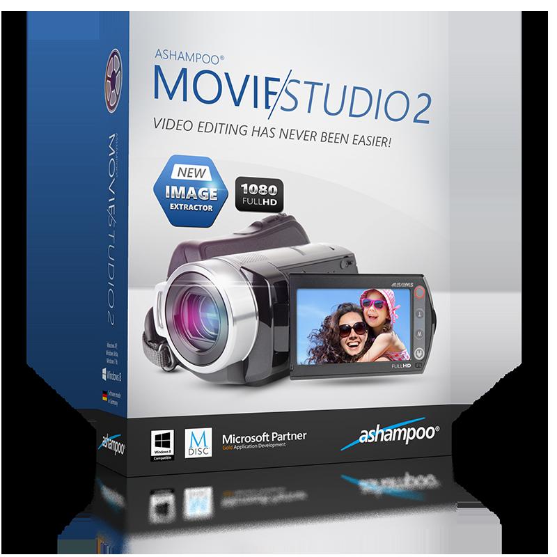 Ashampoo® Movie Studio 2 - Overview
