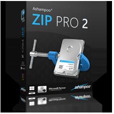Ashampoo® ZIP Pro 2