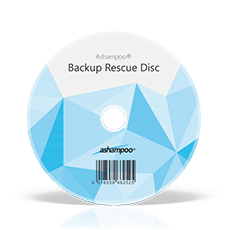 Ashampoo® Backup Rescue Disc