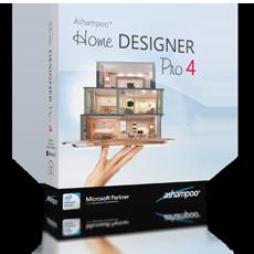 Ashampoo® Home Designer Pro 4
