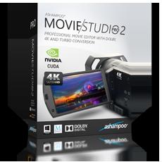 Ashampoo® Movie Studio Pro 2