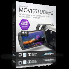 ppage phead box movie studio 2 pro en - Ashampoo Movie Studio Pro 2 ( %75 İndirim )