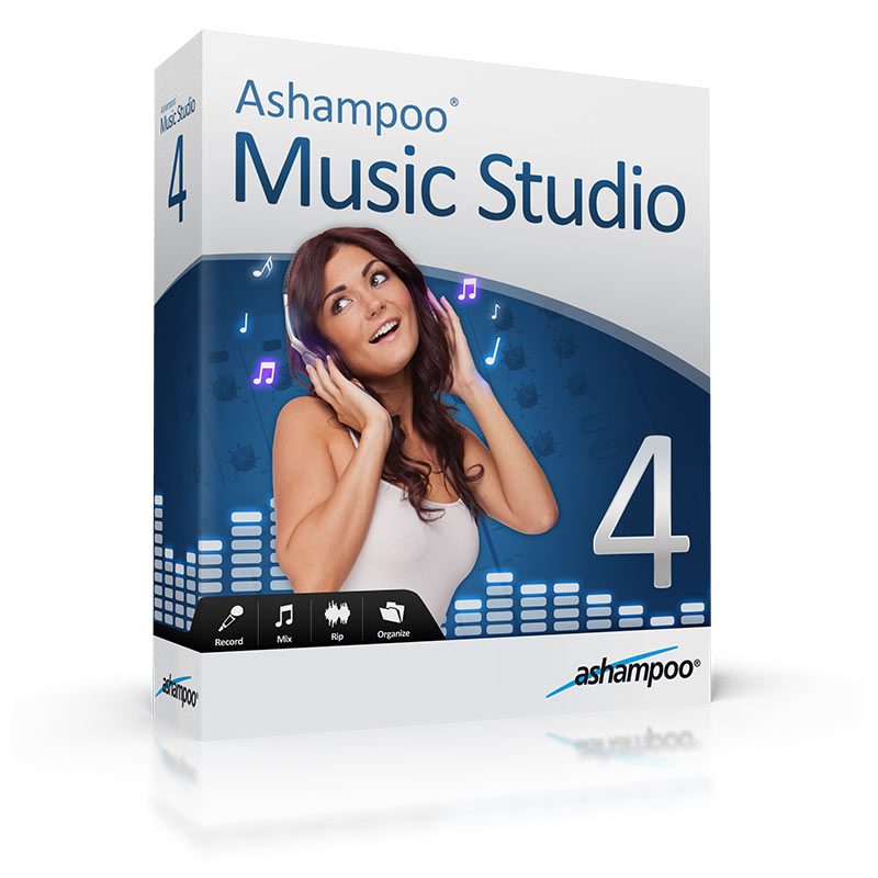 Ashampoo Music Studio v4.1.0.16 [Multi]