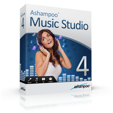 Ashampoo Music Studio 4.0.7.21 + Portable - مدیریت فایل صوتی