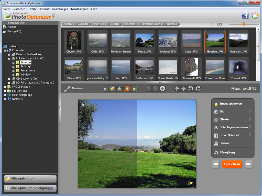ASHAMPOO PHOTO OPTIMIZER 5.1.1 FINAL