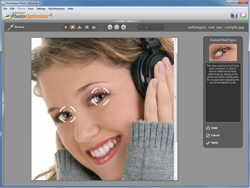 ������ Ashampoo Photo Optimizer 4.0.1 ������ ���� �����