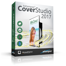 Ashampoo® Cover Studio 2017