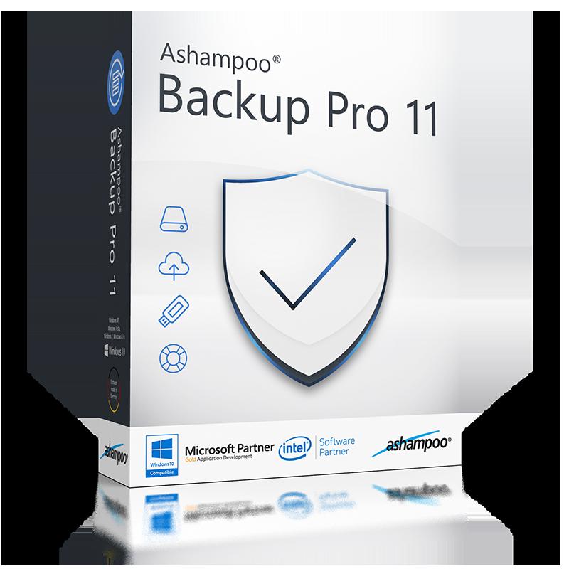 Ashampoo Backup 11 - Ευέλικτη λύση δημιουργίας backup με άνετη υποστήριξη cloud