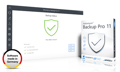 Ashampoo Backup Pro 11 Review for Windows