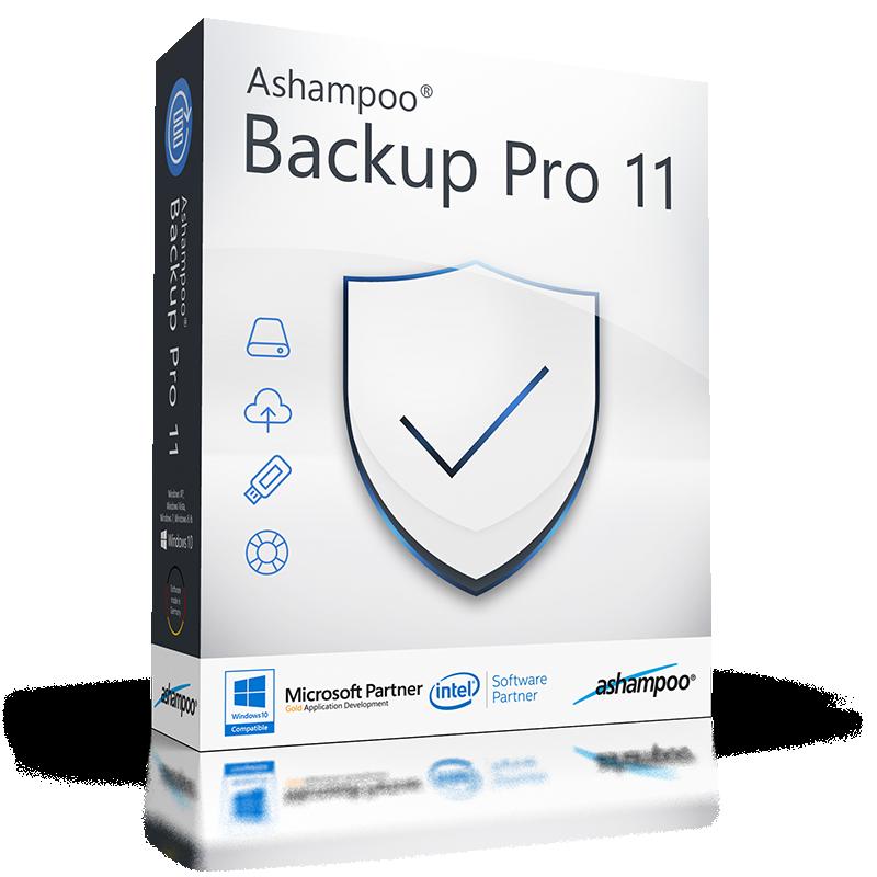 Resultado de imagen de Ashampoo Backup Pro 11