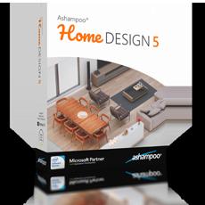 Ashampoo® Home Design 5