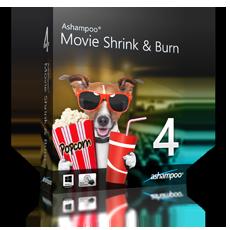 ppage phead box movie shrink and burn 4 - Ashampoo Movie Shrink & Burn 4 ( 5 Hediye Lisans ) ( Sona Erdi )